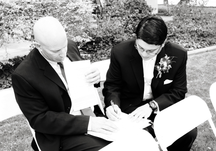 Wedding Officiant Ventura County CA